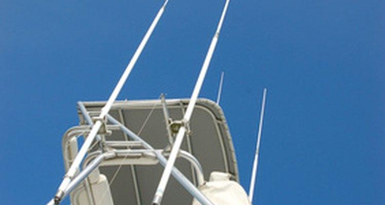 Faça você mesmo uma antena VHF marítima