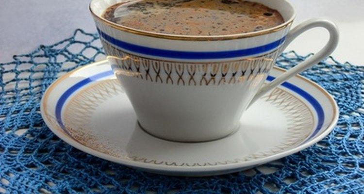 El café es una parte esencial de un desayuno español.