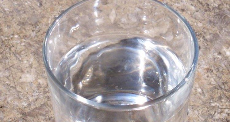 A demanda por água potável está crescendo continuamente