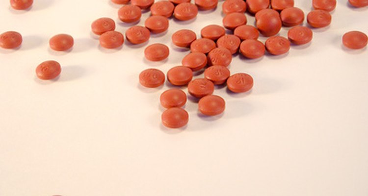 Buffered aspirin tablets have a protective coating.