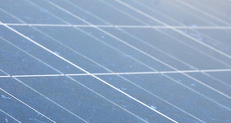 Los paneles solares correctamente angulados producen una energía óptima.