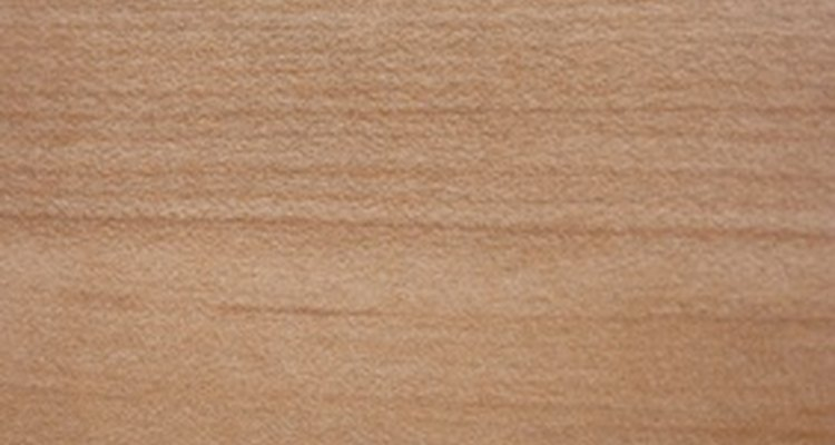 Wood conditioner is used before applying stain to soft wood.