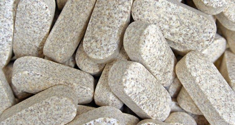 A L-Carnitina está disponível em comprimidos e em outras formas