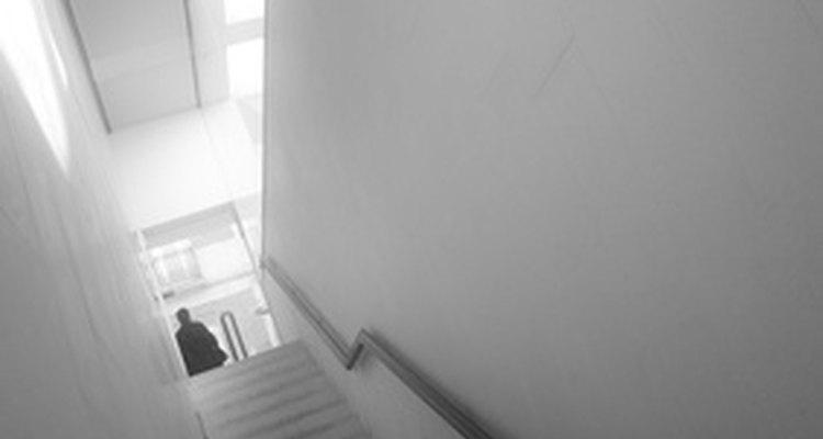 Escadas são planos inclinados