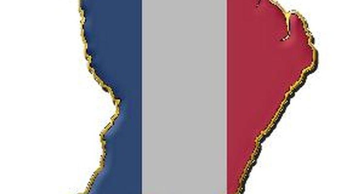 A Guiana Francesa fica ao norte da América do Sul