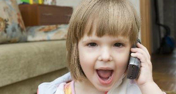 Los pequeños aprenden a comunicarse rápidamente durante los primeros años de vida.