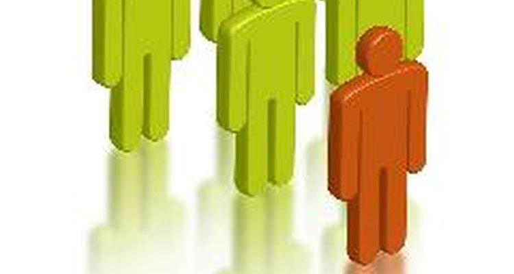 Un líder es alguien que tiene influencia sobre un grupo de personas.