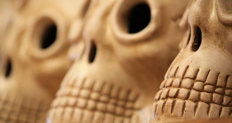 Aprende a decorar para el Día de los Muertos.