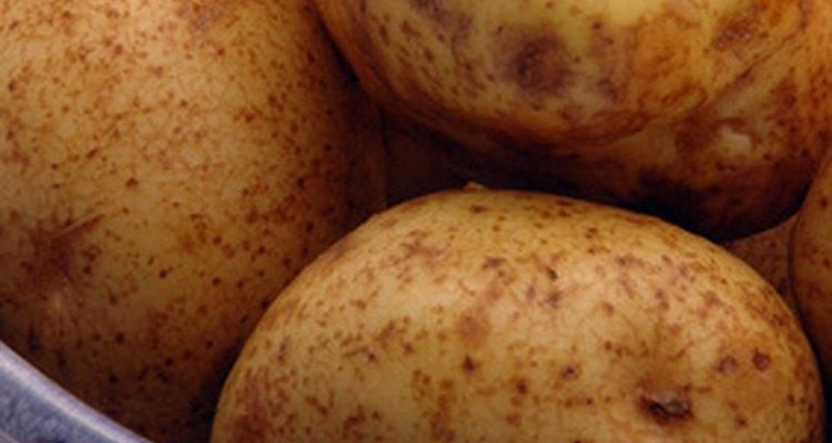 Batatas não são uma fonte adequada de vitamina K