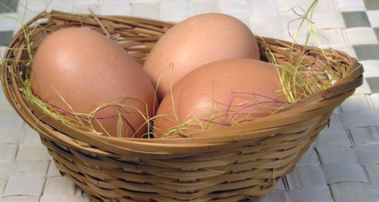 Tres huevos son necesarios para preparar un soufflé.