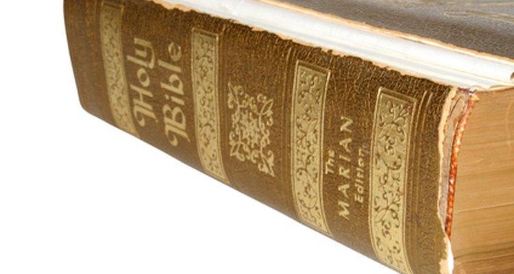 Muchas personas consultan el Libro de Job del Antiguo Testamento para que los oriente en momentos difíciles.