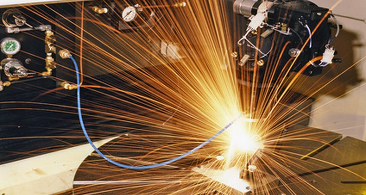 All types of steel can be welded.