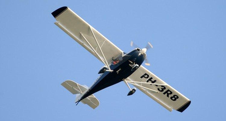 Convertirse en un piloto requiere de un conjunto particular de habilidades.