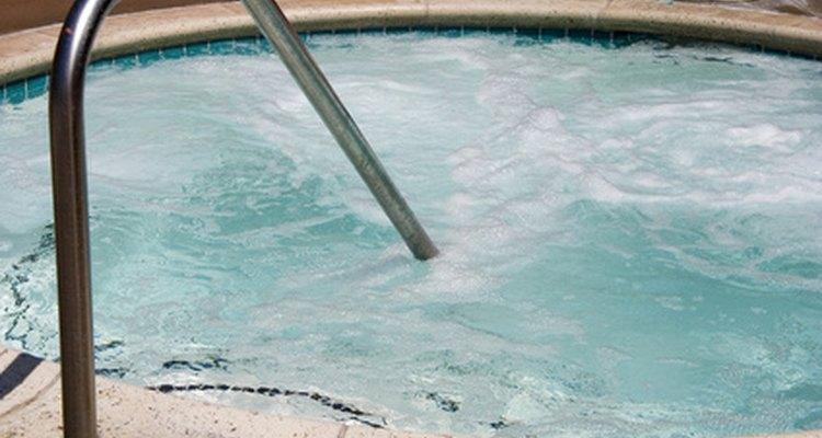 Verifique com seu médico antes de usar uma banheira de hidromassagem