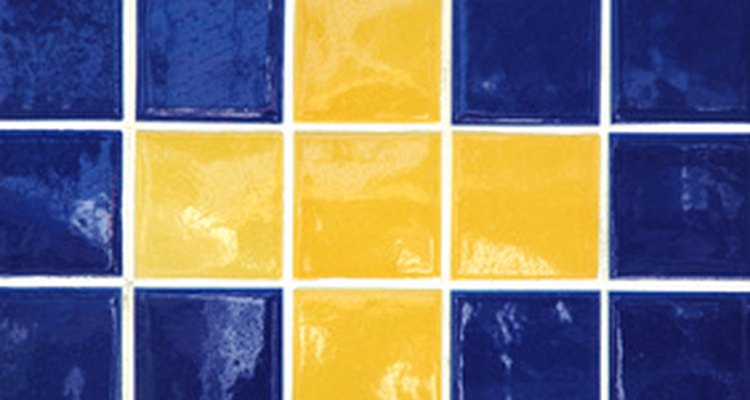 Determining tile marking on ceramic is simple.