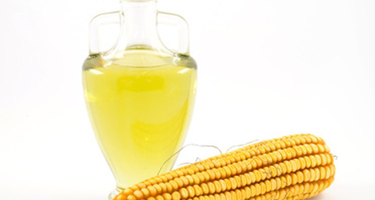 Você pode fazer seu próprio óleo de milho