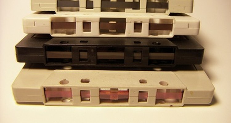 Replace the drive belt in a ony cassette deck to enjoy those old tapes.