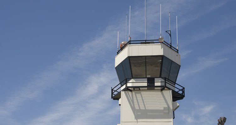 An air traffic controller is just one of the careers available without a college degree.