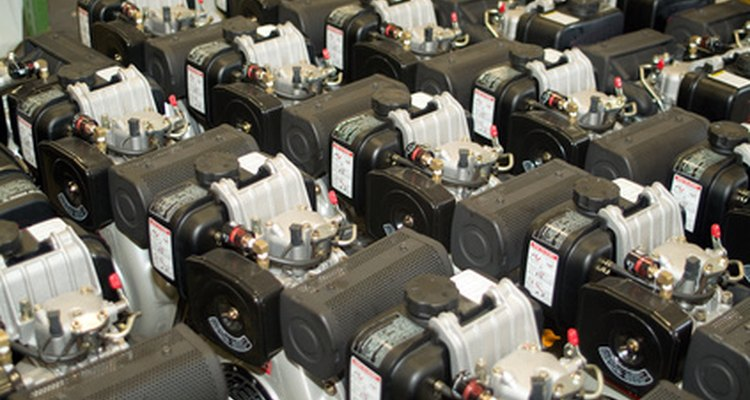 Gasoline-powered portable electric generators can be used to power a whole house.