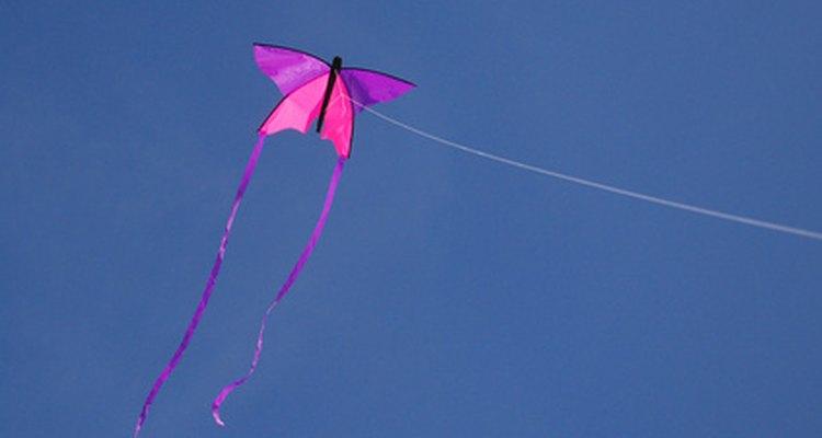Pipas de borboleta podem ter um número variado de formas de asas