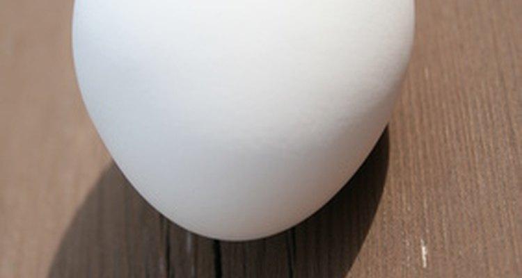 Puedes incluso incluir huevos con tus tratamientos con toallas calientes.