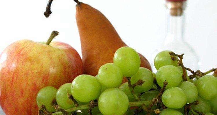 Frutas têm mais açúcar que legumes