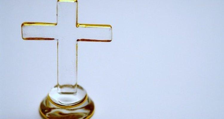 La bisutería y los accesorios para el hogar están disponibles con temáticas religiosas.