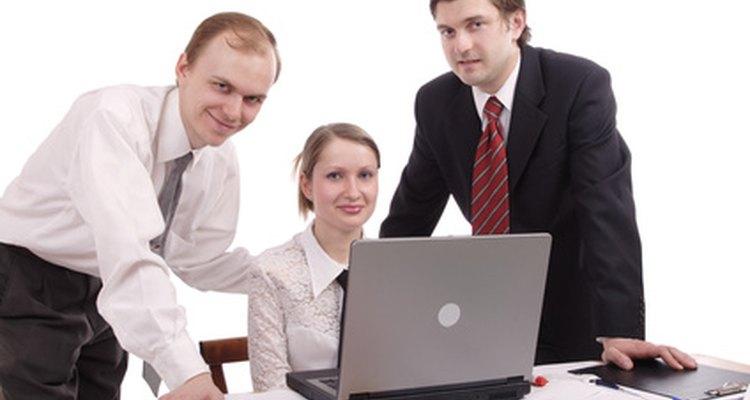 Technology improves the communication process.