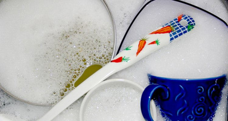 Detergente pode ser usado como inseticida