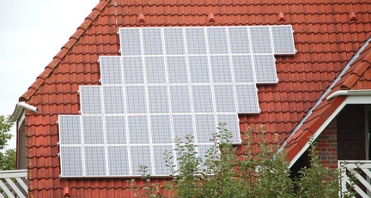 Un sistema energético alternativo puede ser una de las partes de tu casa inteligente.