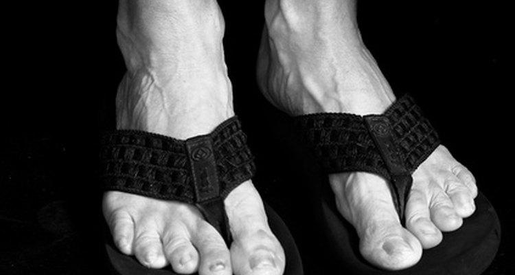 Los pies sanos complementan un cuerpo sano.