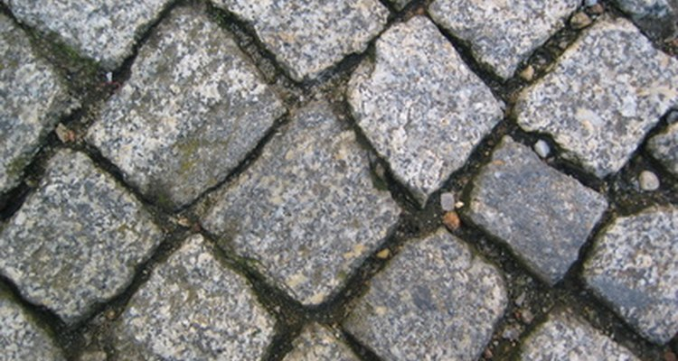 Flagstone must be properly installed to prevent hollow sounds when you walk across it.