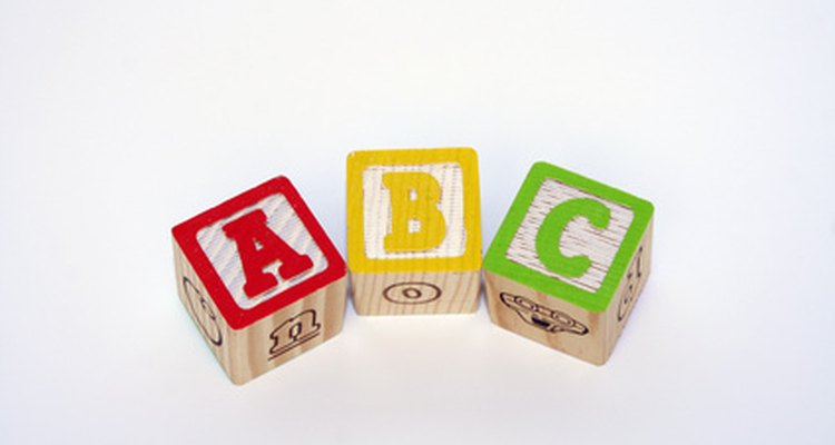 Wooden blocks are classic wooden toys.