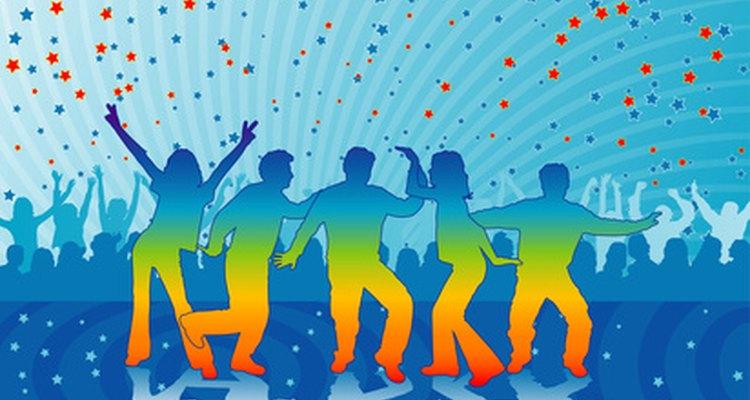 Dançar é uma atividade recreativa para todas as idades
