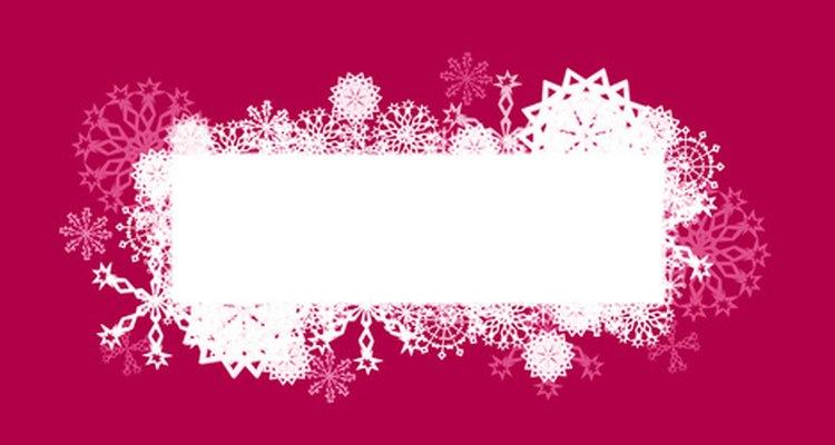 Puedes escribir tus propias tarjetas de navidad si tienes en mente los sentimientos del destinatario sobre las fiestas.