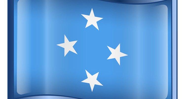 Micronesia abarca a 607 islas del Pacífico.