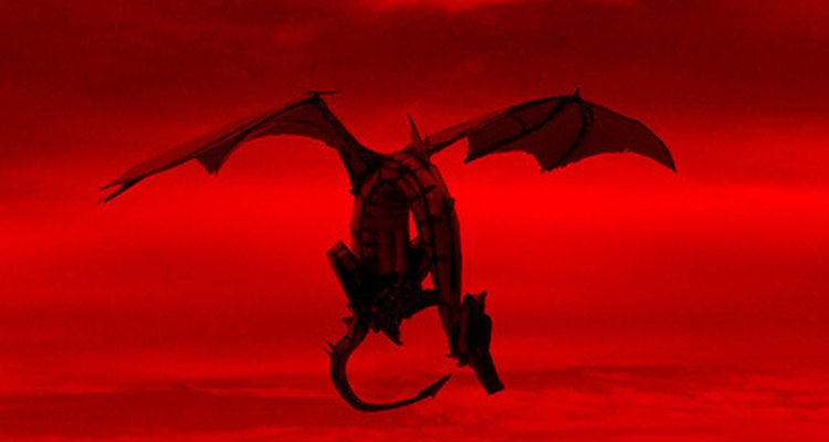 Dungeons and Dragons acontece em um mundo de fantasia