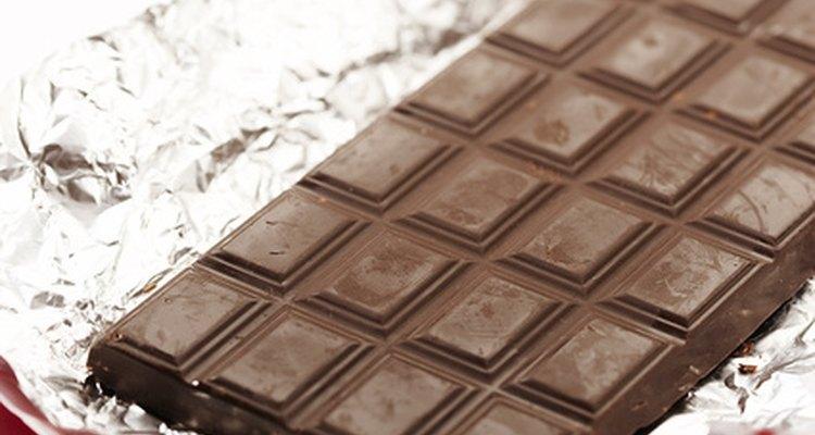 Características del chocolate