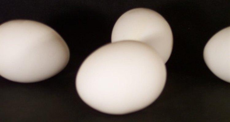 Eggs are a good source of low-potassium protien.