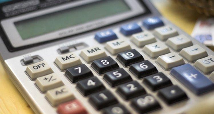 É possível calcular 10 à potência negativa sem uma calculadora