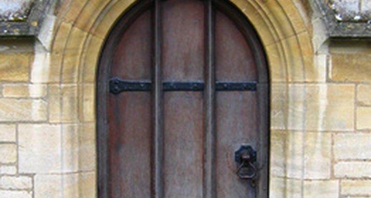 La Reforma Protestante de Lutero comenzó en la puerta de una iglesia en 1517.