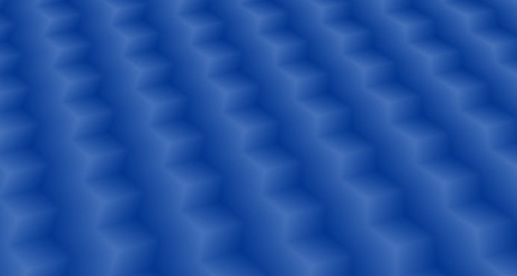 A densidade da espuma de poliuretano pode ser medida
