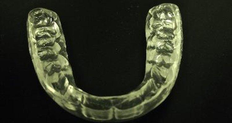 Placa dental.
