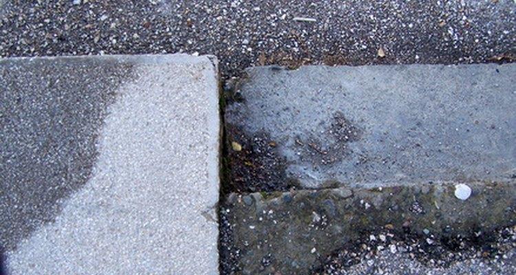 Distintas vistas del concreto.