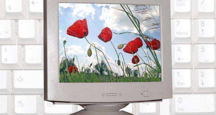 Monitores CRT são tipicamente grandes e mais robustos que os concorrentes