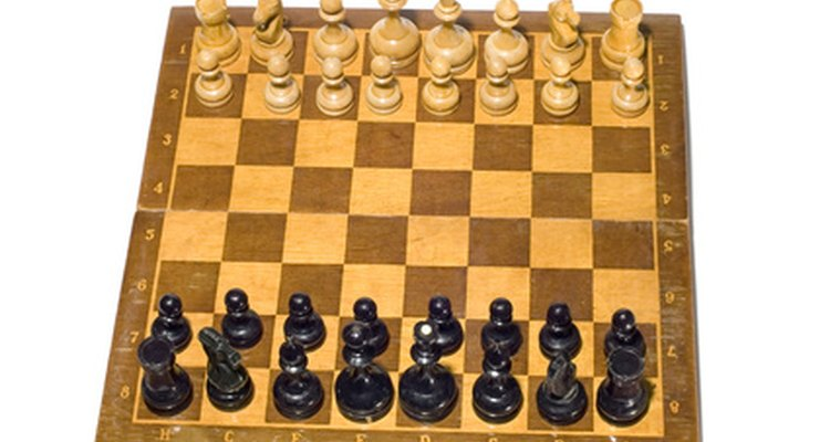 Chess is a complicated but entertaining game to play.