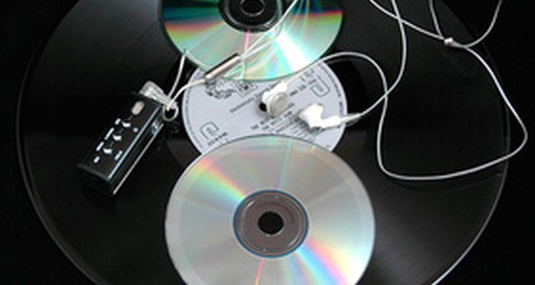 Find a great CD player with a bookmark feature.