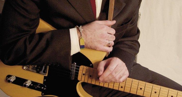 Un músico profesional debería tener un currículum vítae fuerte.