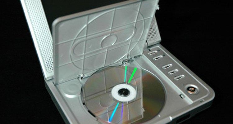Lentes sujas podem causar mensagens de erro em seu DVD player