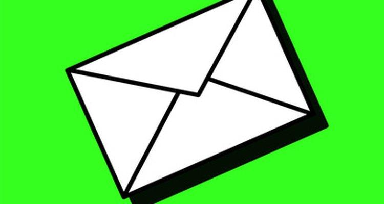 Los acreedores envían cartas de cobro con el fin de recibir pagos adeudados.